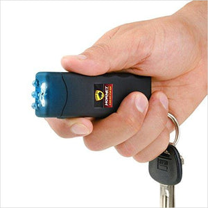 Keychain Stun Gun with LED Flashlight-Sports - www.Gifteee.com - Cool Gifts \ Unique Gifts - The Best Gifts for Men, Women and Kids of All Ages