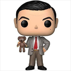 Funko - Mr. Bean Figurine-Toy - www.Gifteee.com - Cool Gifts \ Unique Gifts - The Best Gifts for Men, Women and Kids of All Ages