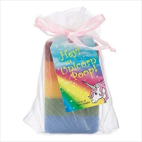 Unicorn Poop Soap-Beauty - www.Gifteee.com - Cool Gifts \ Unique Gifts - The Best Gifts for Men, Women and Kids of All Ages