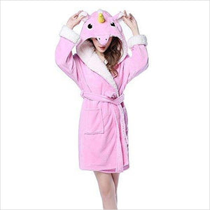 Unicorn Bath Robe - Gifteee. Find cool & unique gifts for men, women and kids