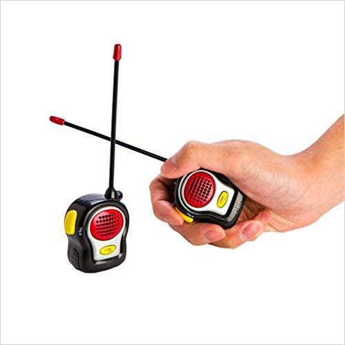 Smallest Walkie Talkie Set-Toy - www.Gifteee.com - Cool Gifts \ Unique Gifts - The Best Gifts for Men, Women and Kids of All Ages