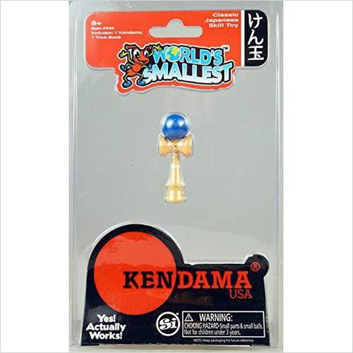Worlds Smallest Kendama-Toy - www.Gifteee.com - Cool Gifts \ Unique Gifts - The Best Gifts for Men, Women and Kids of All Ages