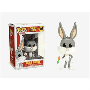 Funko Pop! Animation: Looney Tunes - Bugs Collectible Toy-Toy - www.Gifteee.com - Cool Gifts \ Unique Gifts - The Best Gifts for Men, Women and Kids of All Ages