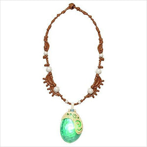 Disney Moana's Magical Seashell Necklace-Toy - www.Gifteee.com - Cool Gifts \ Unique Gifts - The Best Gifts for Men, Women and Kids of All Ages