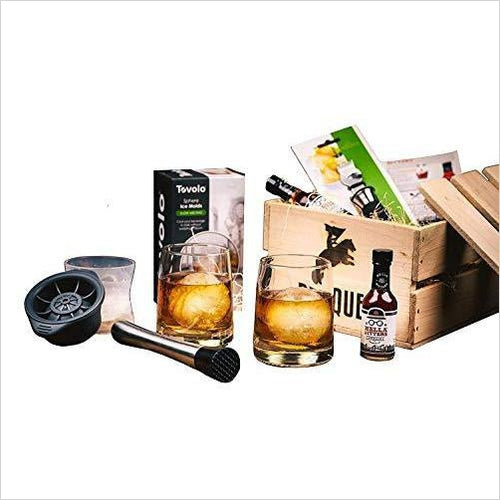 Cocktail Kit Gift-Kitchen - www.Gifteee.com - Cool Gifts \ Unique Gifts - The Best Gifts for Men, Women and Kids of All Ages