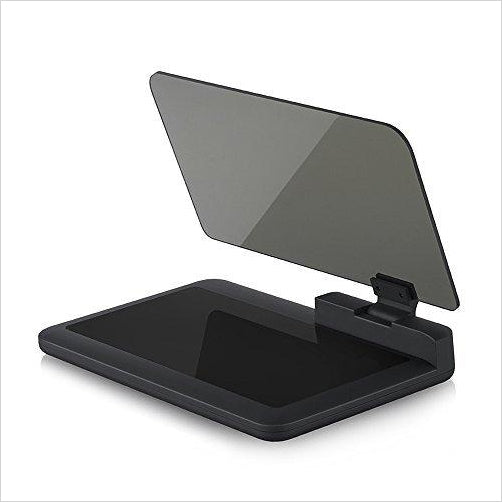 Car GPS Navigation Image Reflector - Gifteee. Find cool & unique gifts for men, women and kids