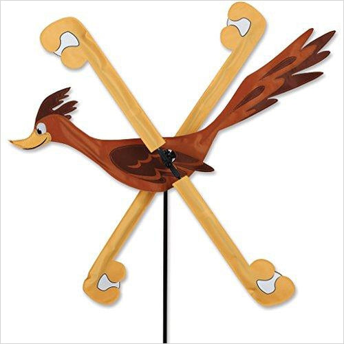 Whirligig Spinner - Road Runner-Toy - www.Gifteee.com - Cool Gifts \ Unique Gifts - The Best Gifts for Men, Women and Kids of All Ages