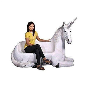 Unicorn Couch-Home - www.Gifteee.com - Cool Gifts \ Unique Gifts - The Best Gifts for Men, Women and Kids of All Ages