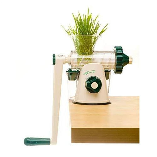 The Original Healthy Juicer-Kitchen - www.Gifteee.com - Cool Gifts \ Unique Gifts - The Best Gifts for Men, Women and Kids of All Ages
