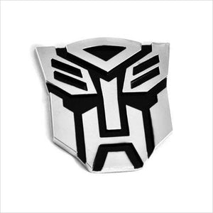 Transformers Car Hood Ornament-Automotive Parts and Accessories - www.Gifteee.com - Cool Gifts \ Unique Gifts - The Best Gifts for Men, Women and Kids of All Ages