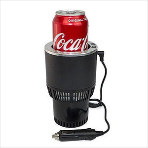 Car Cup Warmer/Cooler-Kitchen - www.Gifteee.com - Cool Gifts \ Unique Gifts - The Best Gifts for Men, Women and Kids of All Ages