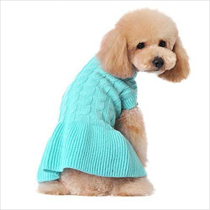 Puppy Two Leg Dress-Pet Products - www.Gifteee.com - Cool Gifts \ Unique Gifts - The Best Gifts for Men, Women and Kids of All Ages