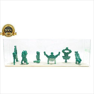 Advanced Yoga Joes-Toy - www.Gifteee.com - Cool Gifts \ Unique Gifts - The Best Gifts for Men, Women and Kids of All Ages