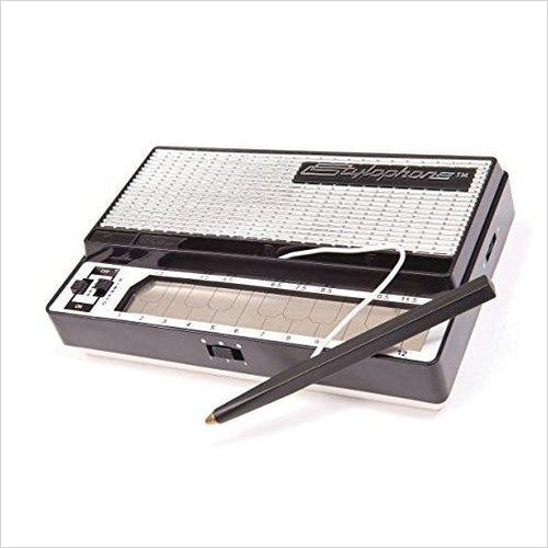 Stylophone Retro Pocket Synth-Musical Instruments - www.Gifteee.com - Cool Gifts \ Unique Gifts - The Best Gifts for Men, Women and Kids of All Ages
