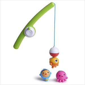 Fishin' Bath Toy-Baby Product - www.Gifteee.com - Cool Gifts \ Unique Gifts - The Best Gifts for Men, Women and Kids of All Ages
