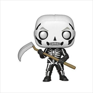 Funko Pop! Fortnite - Skull Trooper - Find Fortnite Battle Royale and Fortnite Chapter 2 Gifts for Fortnite Fans, and Epic games official gifts at Gifteee Unique Gifts, Cool gifts for kids and gamers