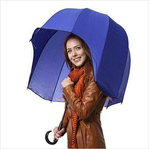 Helmet Shaped Umbrella-Sports - www.Gifteee.com - Cool Gifts \ Unique Gifts - The Best Gifts for Men, Women and Kids of All Ages