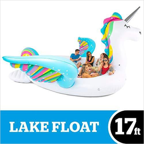 Giant Inflatable Unicorn - Gifteee. Find cool & unique gifts for men, women and kids