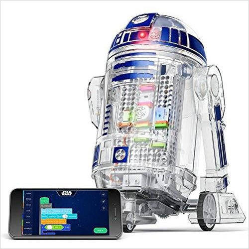 Star Wars Droid Inventor Kit - Find the newest innovations, cool gadgets to use at home, at the office or when traveling. amazing tech gadgets and cool geek gadgets at Gifteee Cool gifts, Unique Tech Gadgets and innovations