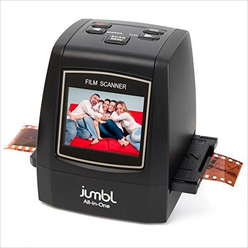 Film & Slide Scanner - Gifteee. Find cool & unique gifts for men, women and kids