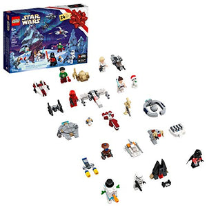 LEGO Star Wars Advent Calendar Christmas 2020