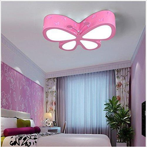 Ceiling Lights lamp - Princess Butterfly - Gifteee. Find cool & unique gifts for men, women and kids