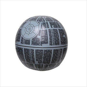 Star Wars Death Star Light-up Beach Ball-Toy - www.Gifteee.com - Cool Gifts \ Unique Gifts - The Best Gifts for Men, Women and Kids of All Ages
