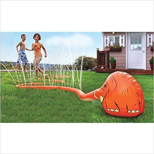 Mammoth Sprinkler-Toy - www.Gifteee.com - Cool Gifts \ Unique Gifts - The Best Gifts for Men, Women and Kids of All Ages