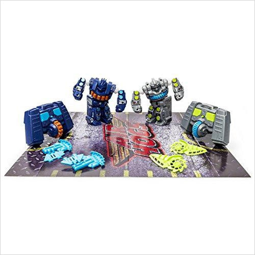 Smash Bots - Remote Control Battling Robots-Toy - www.Gifteee.com - Cool Gifts \ Unique Gifts - The Best Gifts for Men, Women and Kids of All Ages