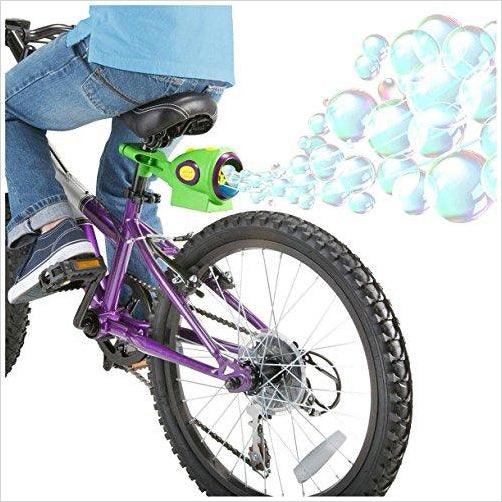 Bike Bubbler-Toy - www.Gifteee.com - Cool Gifts \ Unique Gifts - The Best Gifts for Men, Women and Kids of All Ages