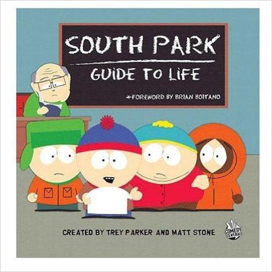 South Park Guide to Life - Gifteee - Unique Gift Ideas for Adults & Kids of all ages. The Best Birthday Gifts & Christmas Gifts.