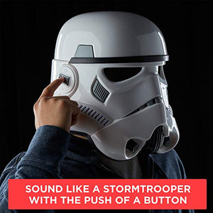 Star Wars Story Imperial Stormtrooper Electronic Voice Changer Helmet