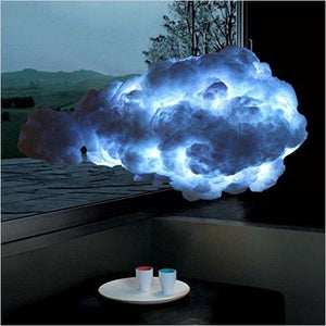 Cloud Chandelier-Lighting - www.Gifteee.com - Cool Gifts \ Unique Gifts - The Best Gifts for Men, Women and Kids of All Ages