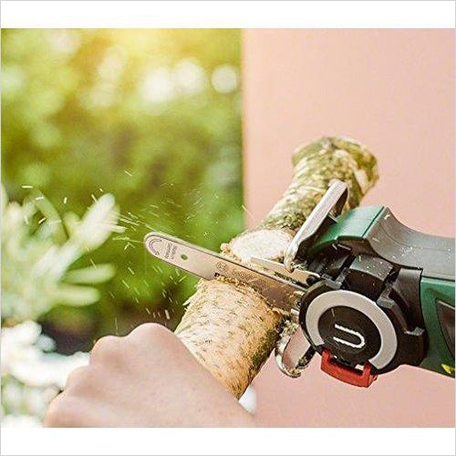 Mini Chainsaw - Find the newest innovations, cool gadgets to use at home, at the office or when traveling. amazing tech gadgets and cool geek gadgets at Gifteee Cool gifts, Unique Tech Gadgets and innovations