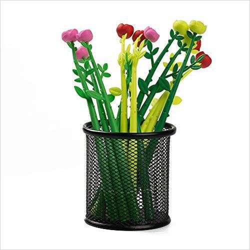 Flower Bouquet Pens-Office Product - www.Gifteee.com - Cool Gifts \ Unique Gifts - The Best Gifts for Men, Women and Kids of All Ages
