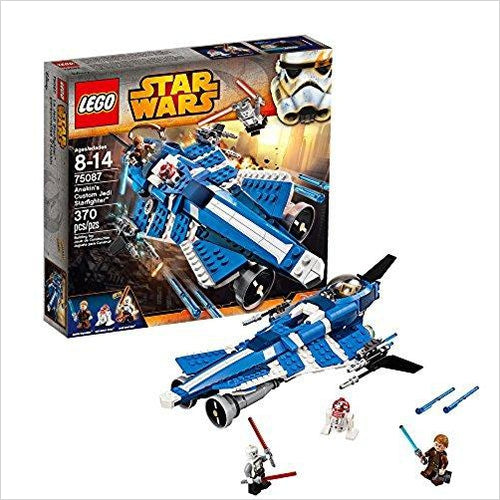 Lego Star Wars 75087 Anakins Custom Jedi Starfighter-Toy - www.Gifteee.com - Cool Gifts \ Unique Gifts - The Best Gifts for Men, Women and Kids of All Ages