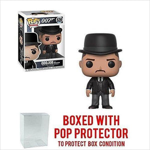 "Funko Pop! Movies: James Bond 007 - Oddjob ""Goldfinger"" Vinyl Figure-Toy - www.Gifteee.com - Cool Gifts \ Unique Gifts - The Best Gifts for Men, Women and Kids of All Ages"