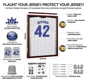 Jersey Display Frame