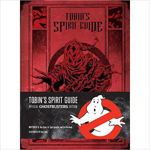 Tobin's Spirit Guide: Official Ghostbusters Edition-Book - www.Gifteee.com - Cool Gifts \ Unique Gifts - The Best Gifts for Men, Women and Kids of All Ages