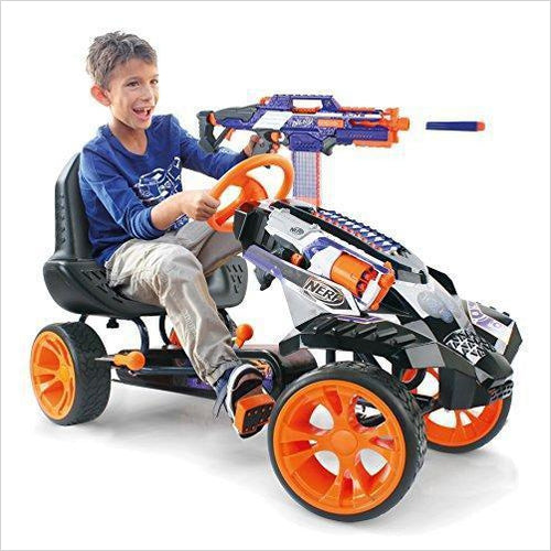 Hauck Nerf Battle Racer Ride On-nerf ride on - www.Gifteee.com - Cool Gifts \ Unique Gifts - The Best Gifts for Men, Women and Kids of All Ages