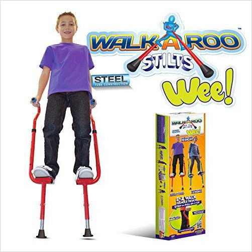 Balance Stilts - Find the perfect gift for a sport fan, gifts for health fitness fans at Gifteee Cool gifts, Unique Gifts for wellness, sport and fitness