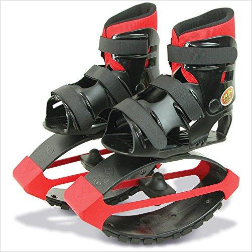 Anti-Gravity Running Boots-anti gravity boots - www.Gifteee.com - Cool Gifts \ Unique Gifts - The Best Gifts for Men, Women and Kids of All Ages