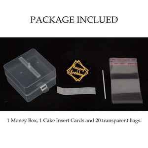 Money Pulling Cake Box-Kitchen - www.Gifteee.com - Cool Gifts \ Unique Gifts - The Best Gifts for Men, Women and Kids of All Ages