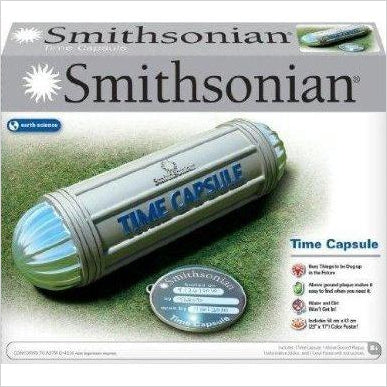 Smithsonian Time Capsule - Find unique gifts for boys age 5-11 year old, gifts for your son, gifts for your kids birthday or Christmas, gifts for you children classmates and friends at Gifteee Unique Gifts, Cool gifts for boys