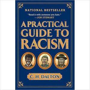 A Practical Guide to Racism-Book - www.Gifteee.com - Cool Gifts \ Unique Gifts - The Best Gifts for Men, Women and Kids of All Ages