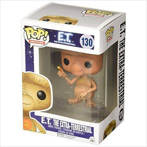 Funko POP Movies: E.T. Action Figure-Toy - www.Gifteee.com - Cool Gifts \ Unique Gifts - The Best Gifts for Men, Women and Kids of All Ages
