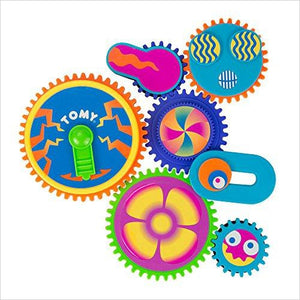 Moving Gears Refrigerator Magnets - Find unique gifts for a newborn baby and cool gifts for toddlers ages 0-4 year old, gifts for your kids birthday or Christmas, special baby shower gifts and age reveal gifts at Gifteee Unique Gifts, Cool gifts for babies and toddlers