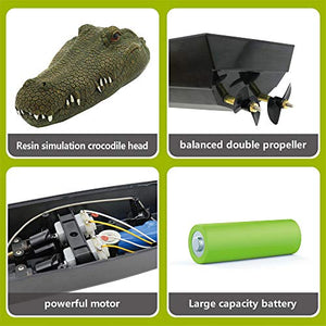 Remote Control Crocodile Head - Gifteee. Find cool & unique gifts for men, women and kids