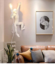Load image into Gallery viewer, Monkey Study Wall Lamp - Gifteee. Find cool & unique gifts for men, women and kids