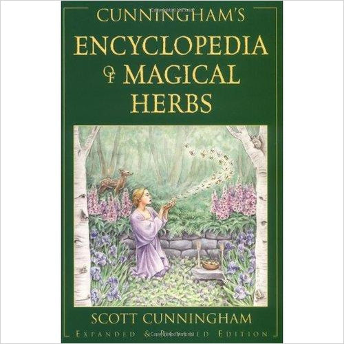 Cunningham's Encyclopedia of Magical Herbs - Gifteee - Best Gift Ideas for Parents and Kids